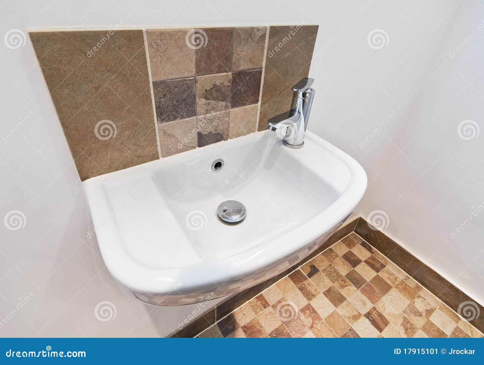 Small Hand Wash Basin Stock Image Image 17915101