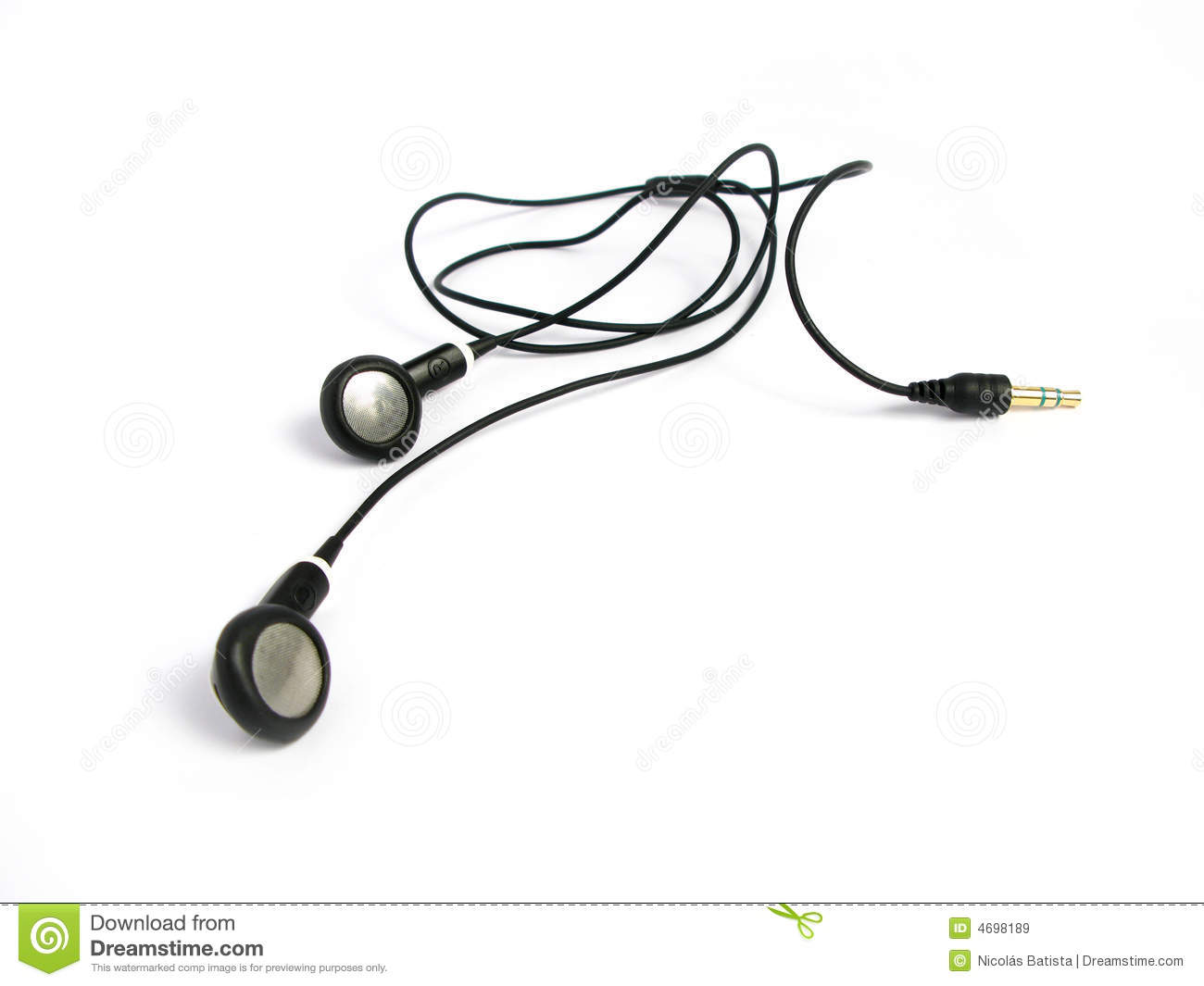 Http Dreamstime Com Royalty Free Stock Images Small Headphones Image4698189