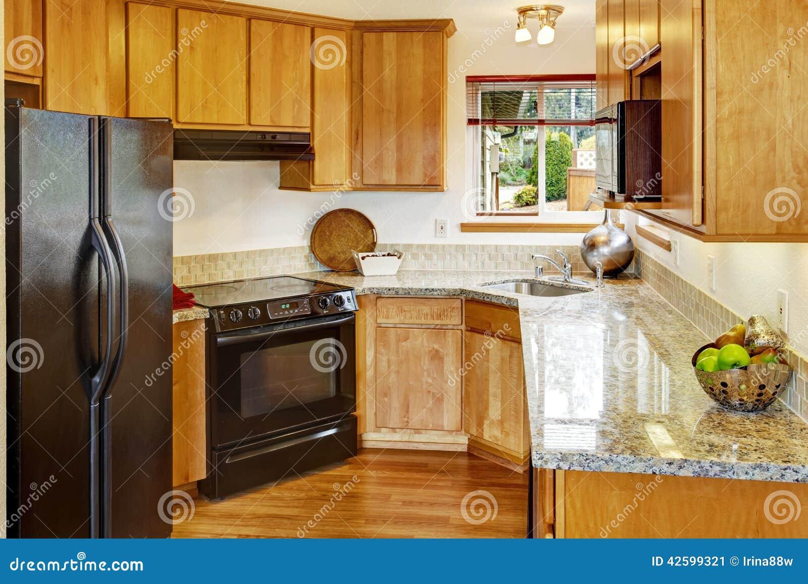 Small Kitchen Room Interior Stock Photo  Image 42599321