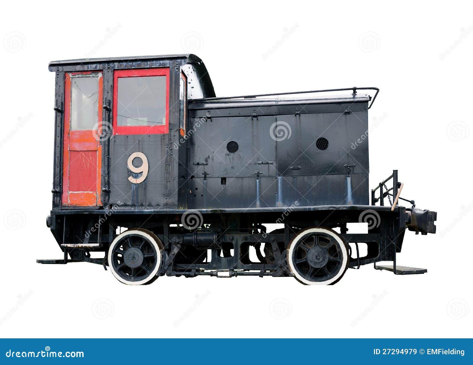 small locomotive train engine stock image image 27294979