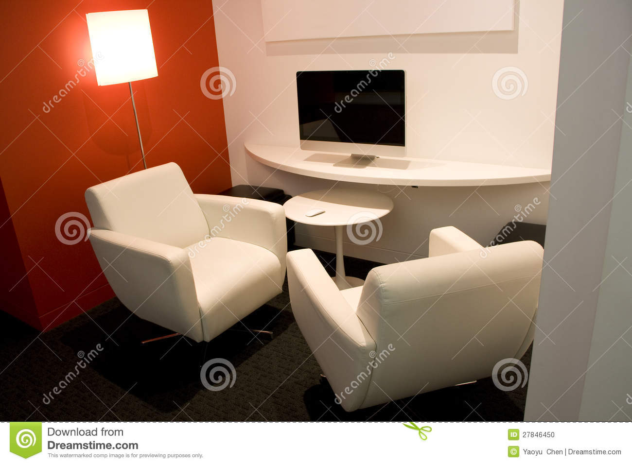 Small meeting room stock photo image 27846450 - Very small space of time image ...