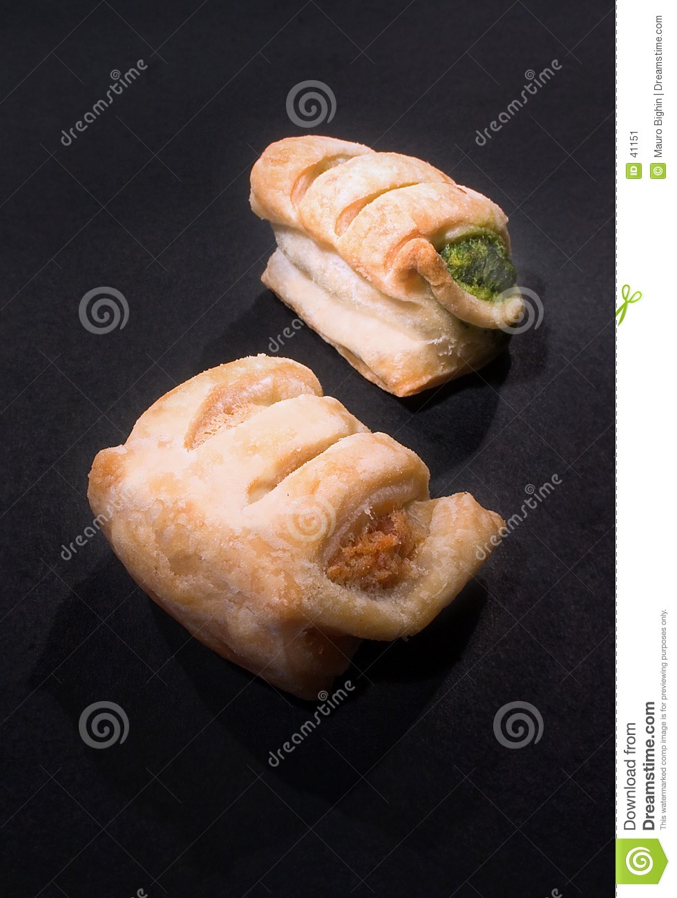 Small pastry