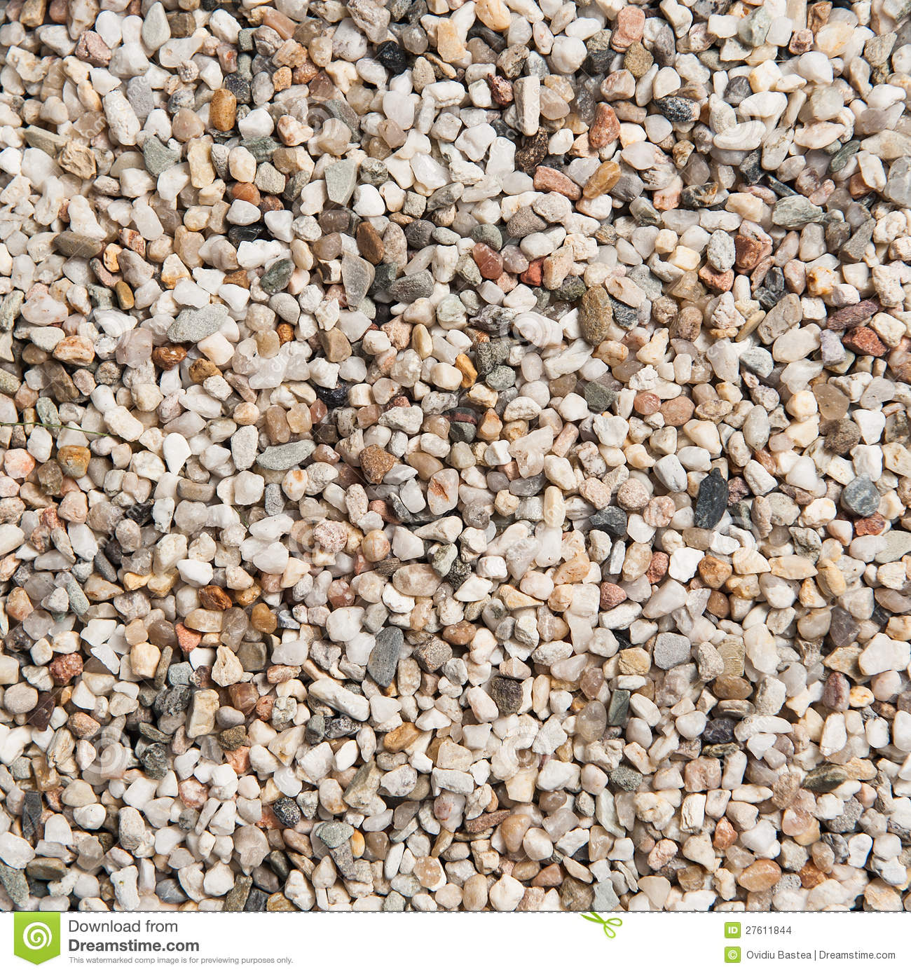 Natural Materials Small Pebbles Texture Stock Images Image 27611844