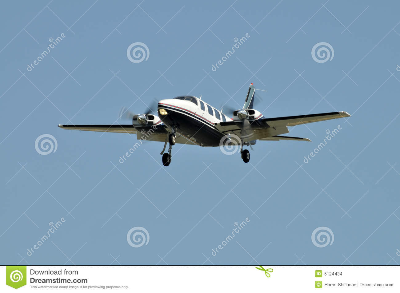 Small Plane Stock Images Image 5124434