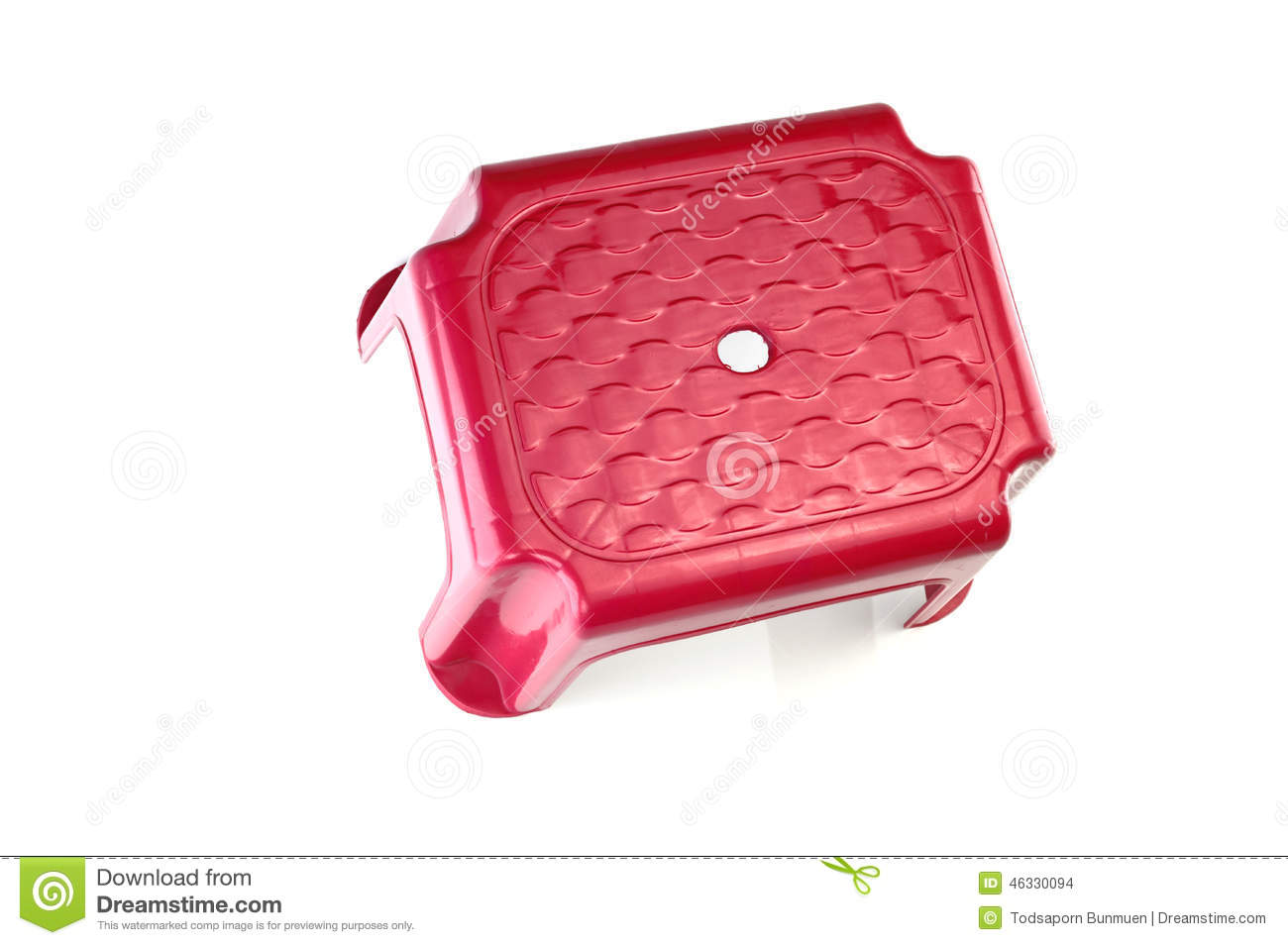 Royalty-Free Stock Photo. Download Small Plastic Chair ...  sc 1 st  Dreamstime.com & Small Plastic Chair On White Background Stock Photo - Image: 46330094 islam-shia.org