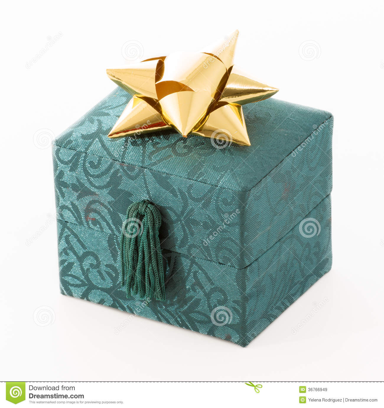 Small Present Of Gift Box Stock Image Image Of Celebrate 36766949