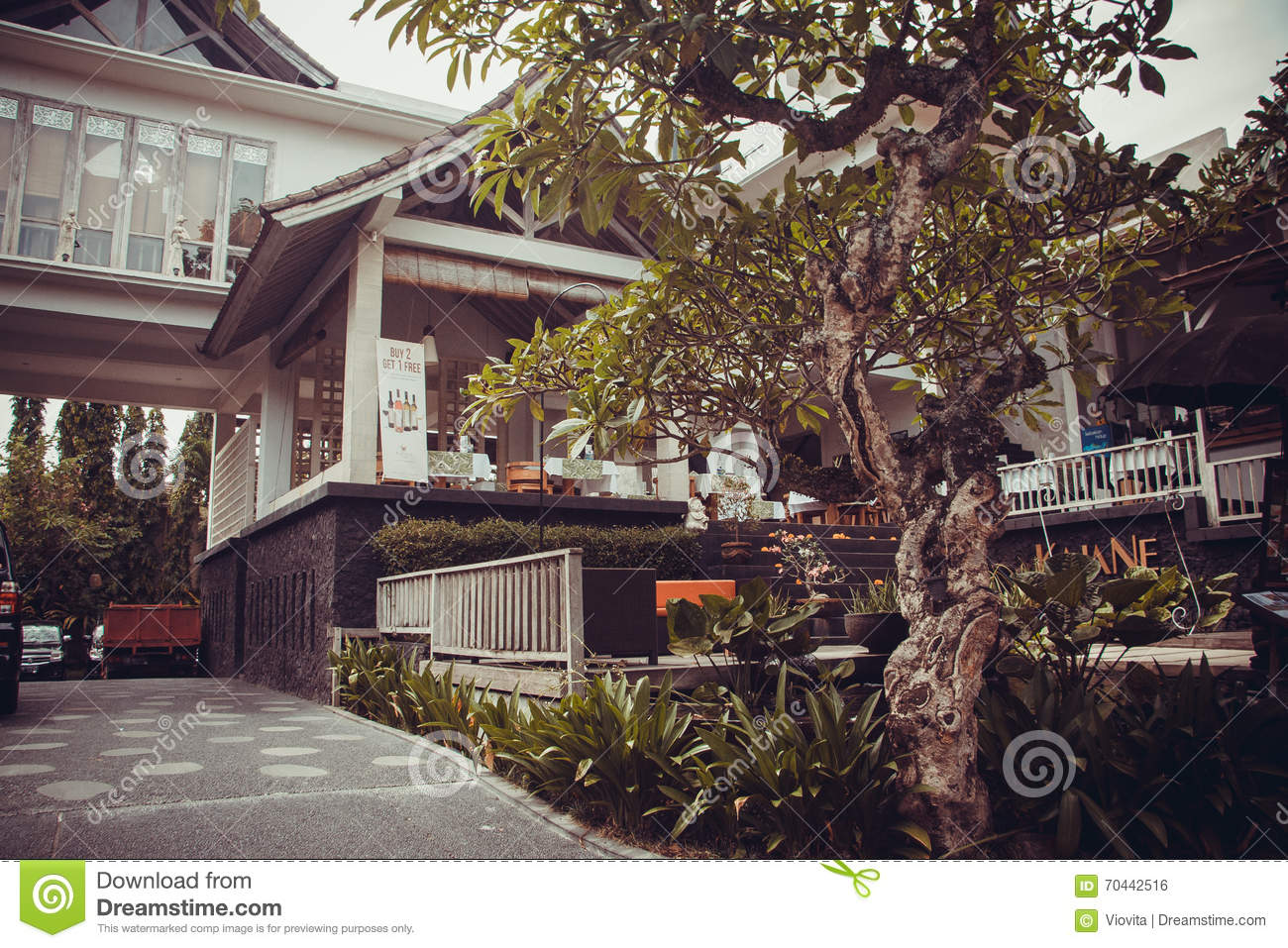 Small private hotel in ubud editorial photo image 70442516 for Small private hotels