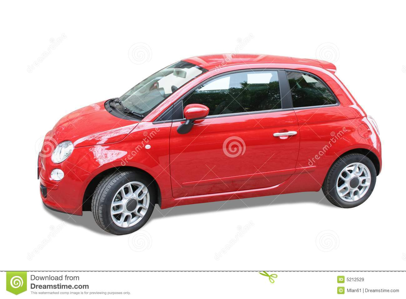 small red car royalty free stock images image 5212529