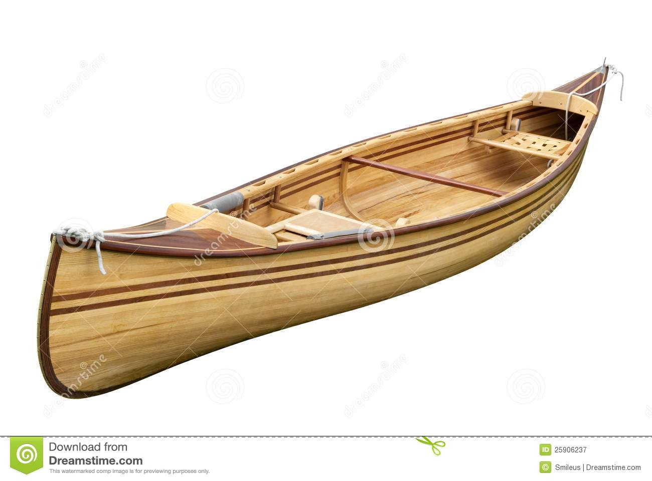 Small Rowing Boat On White Royalty Free Stock Photography ...