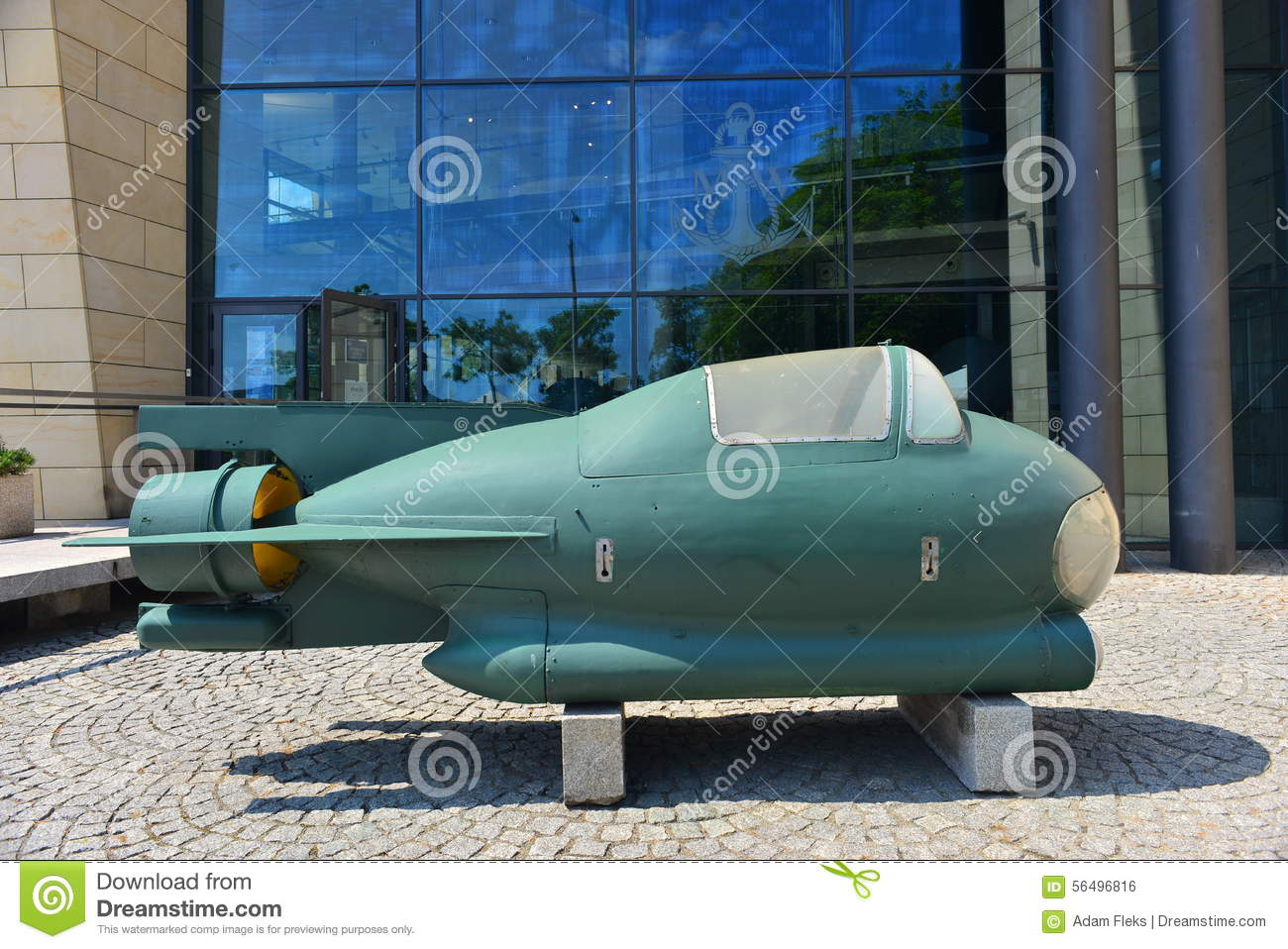 Small submarine editorial photo  Image of industry, naval - 56496816