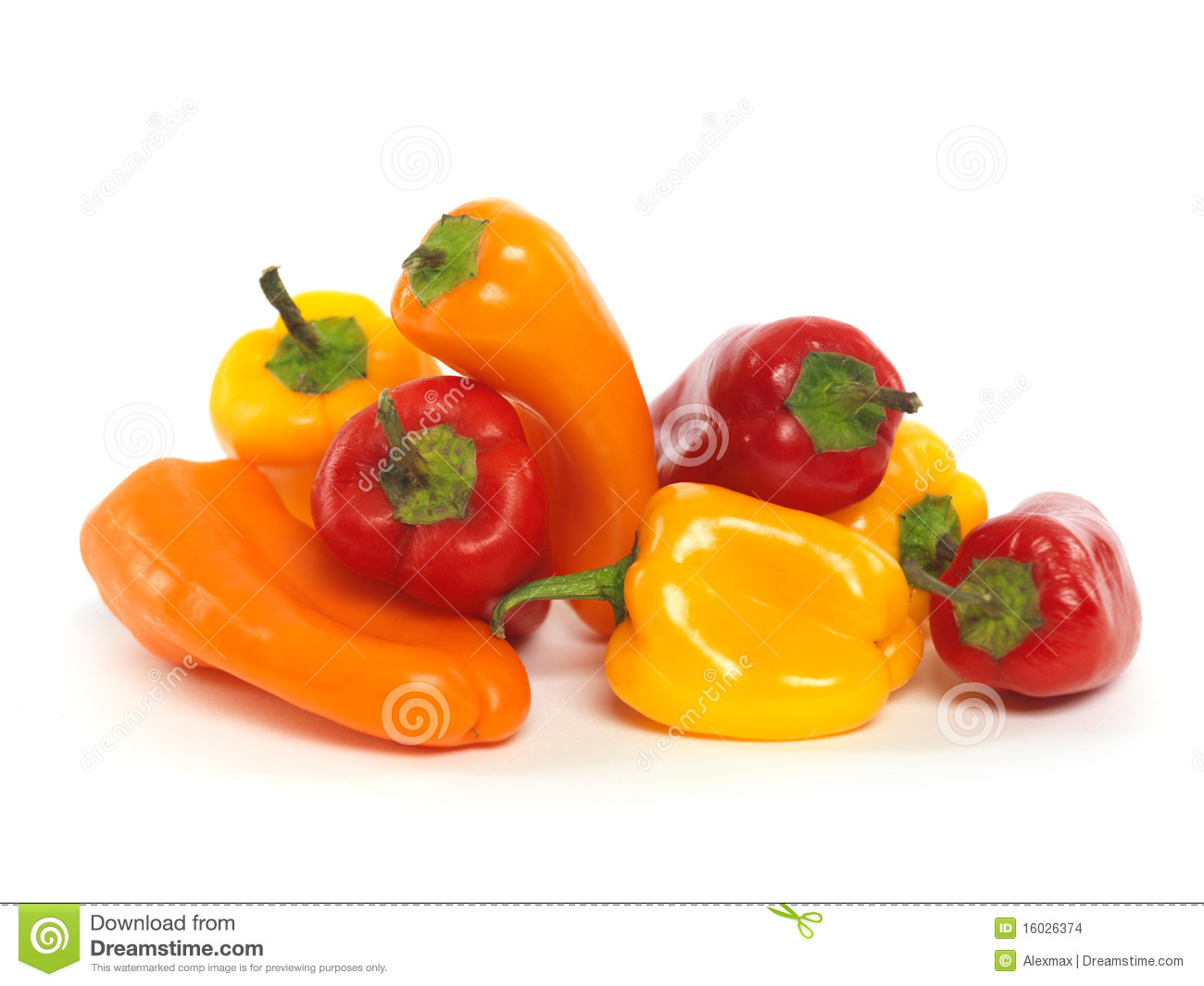 how to cook small sweet peppers