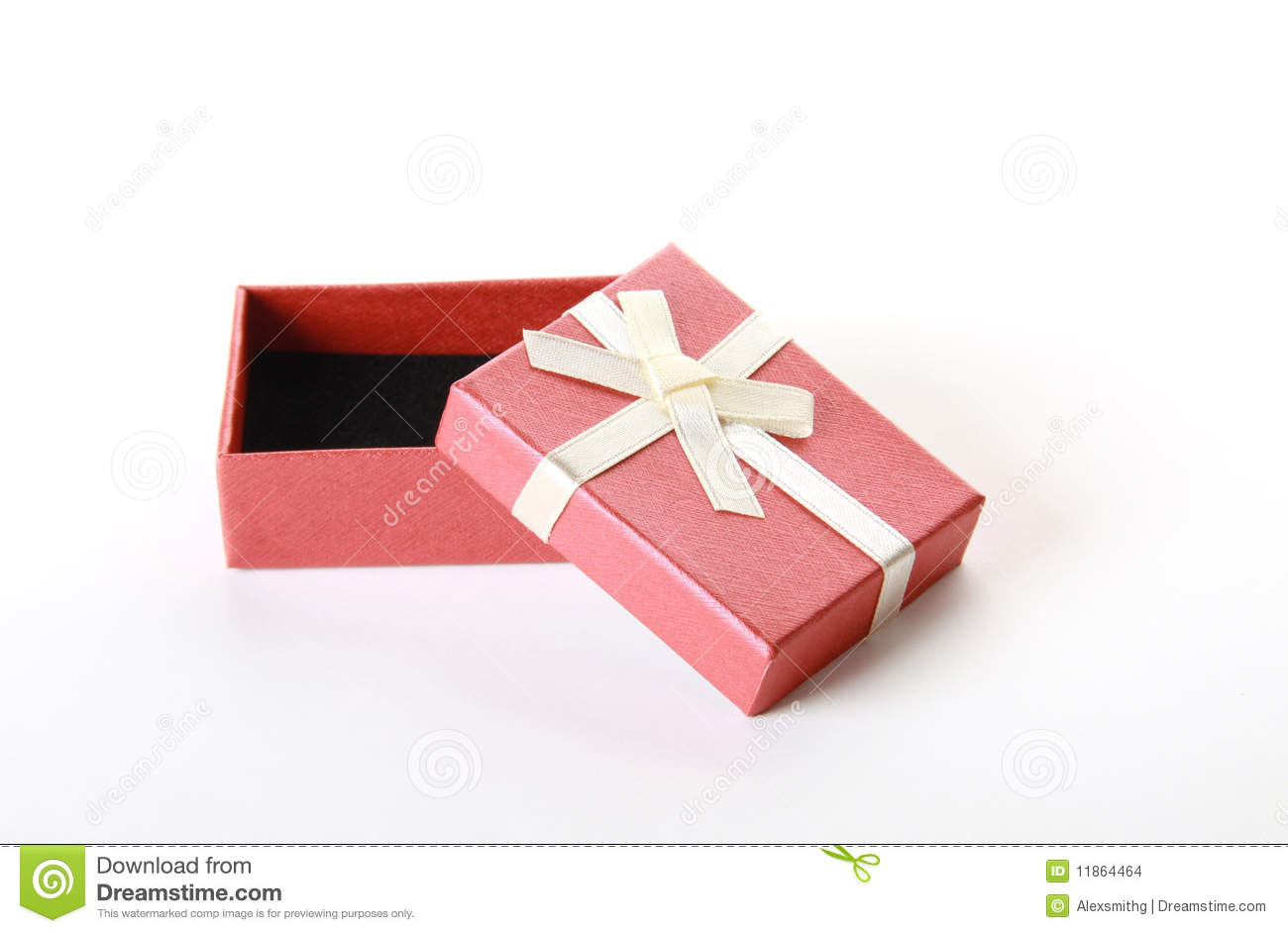 Small Terracotta Fancy Box Stock Photo Image Of Gift 11864464