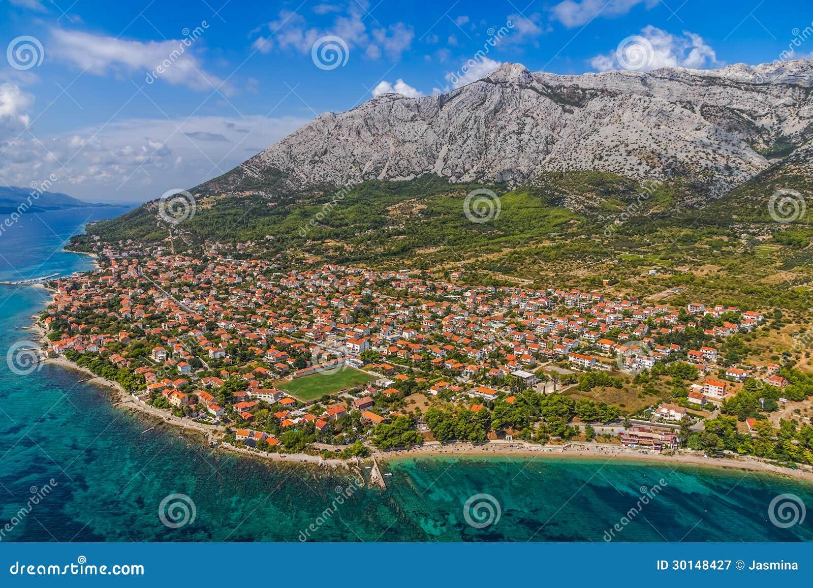 Orebic Croatia  city images : Orebic, Croatia Royalty Free Stock Photography Image: 30148427