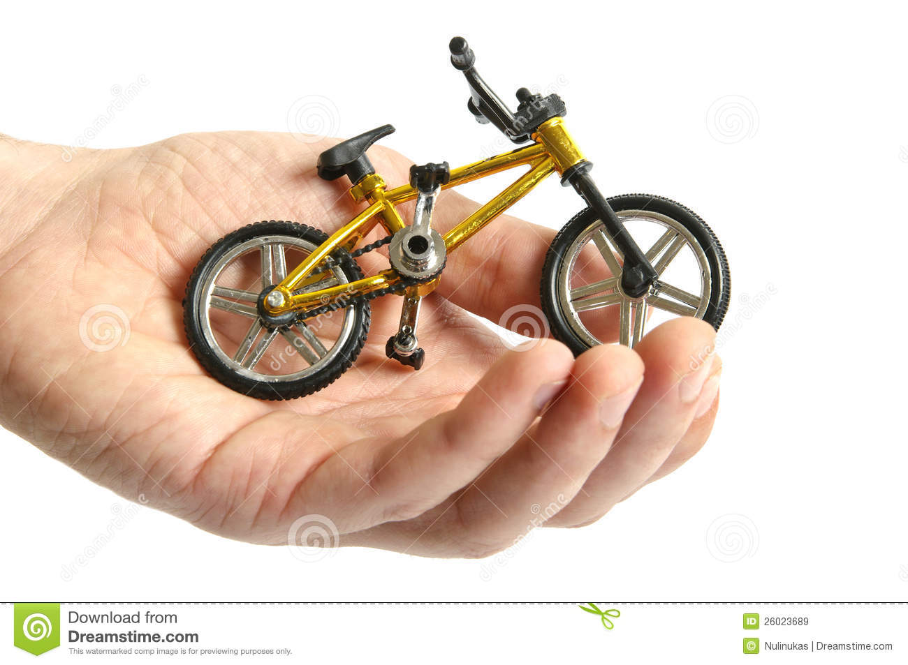 A Small Toy Bicycle Royalty Free Stock Images - Image ...