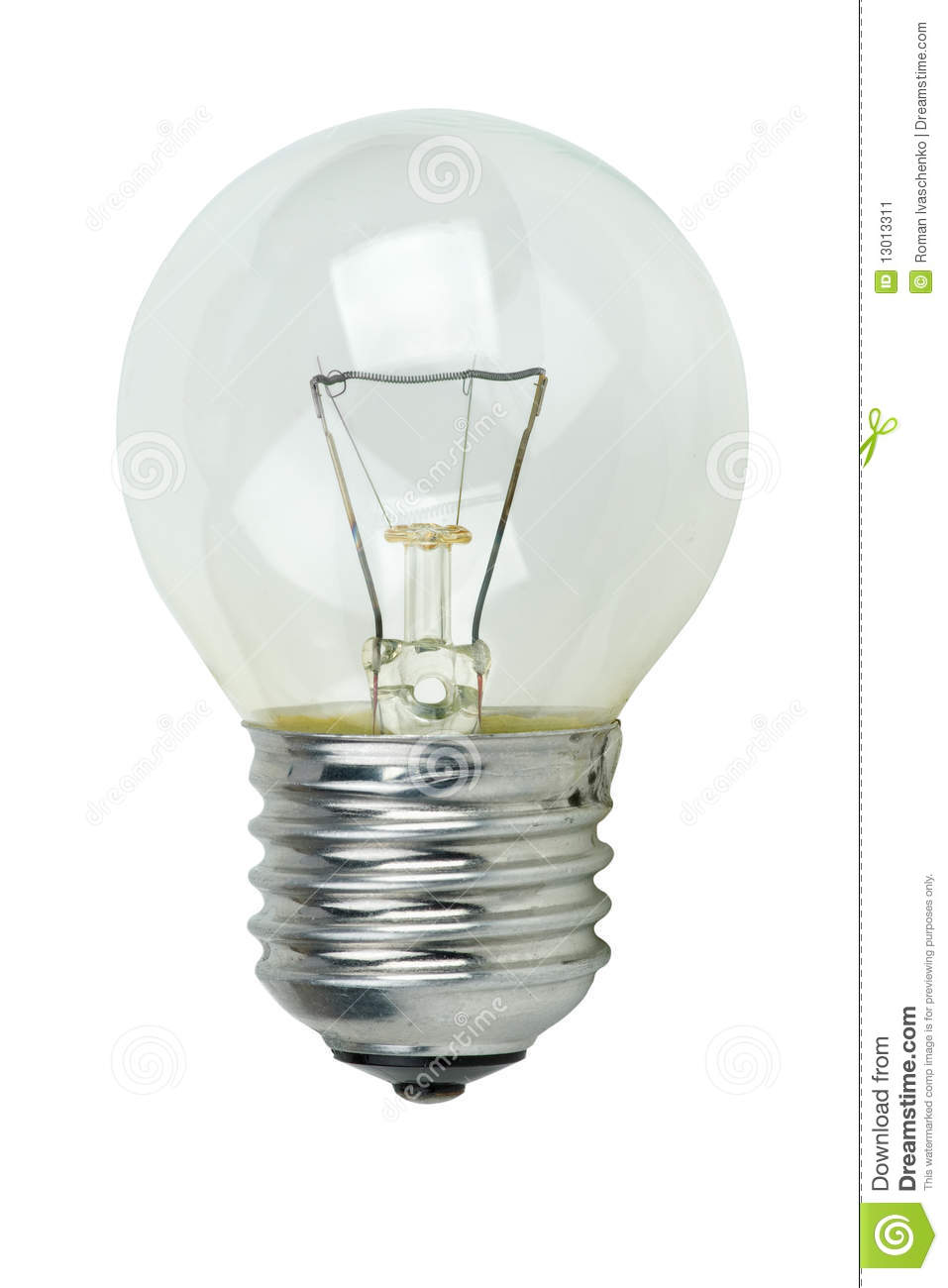 Small tungsten light bulb stock image image 13013311 Tungsten light bulbs
