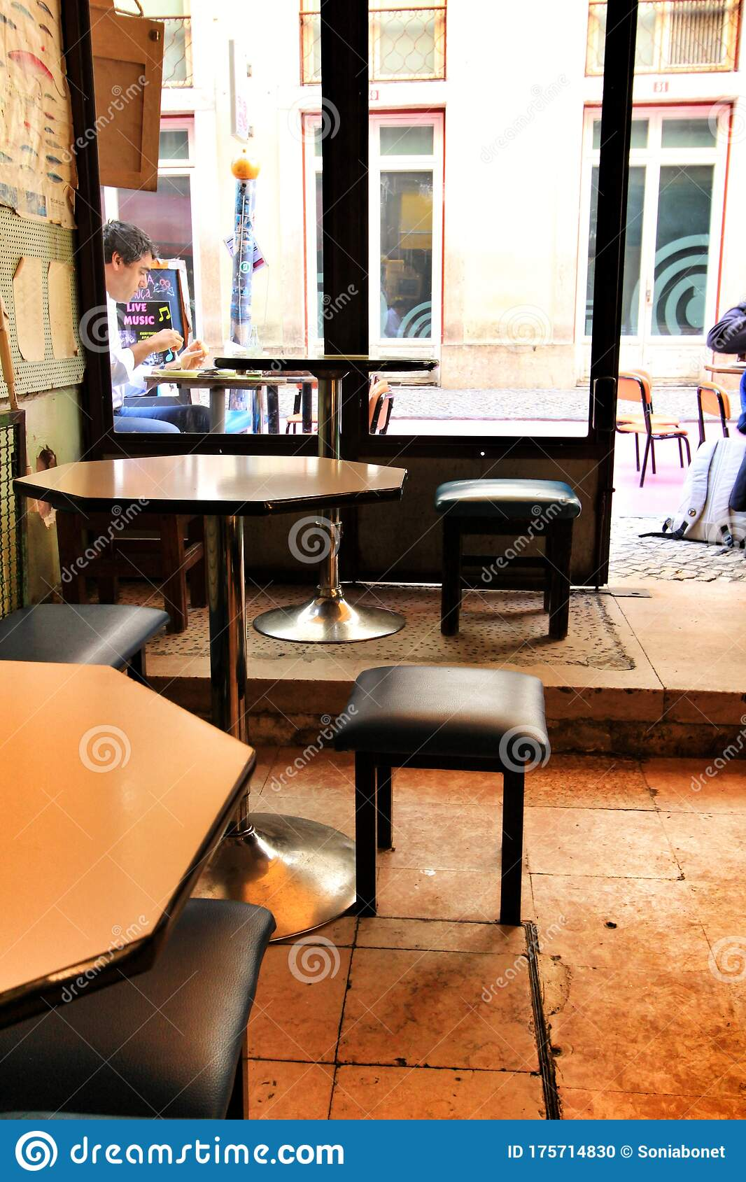 Small Typical Wine Bar In Lisbon Editorial Image Image Of Europe Wine 175714830