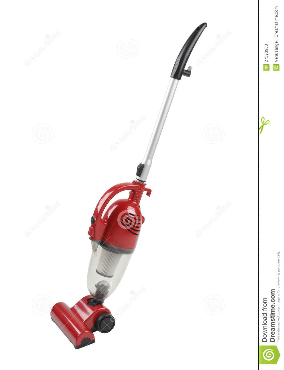 Small Vacuum Cleaner Stock Photos Image 27573363