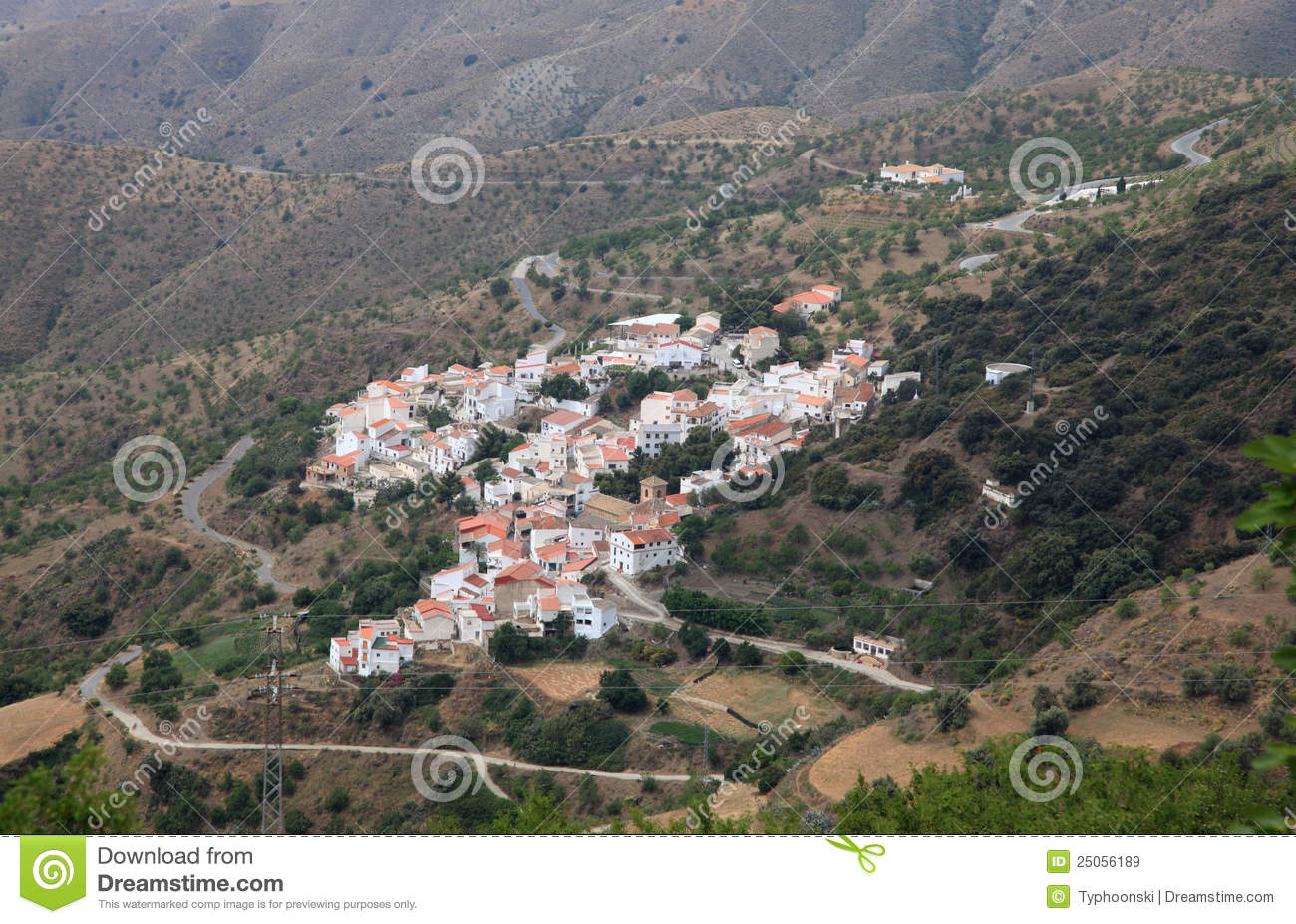 Andalusia (AL) United States  city pictures gallery : Small Village In Andalusia Spain Royalty Free Stock Images Image ...