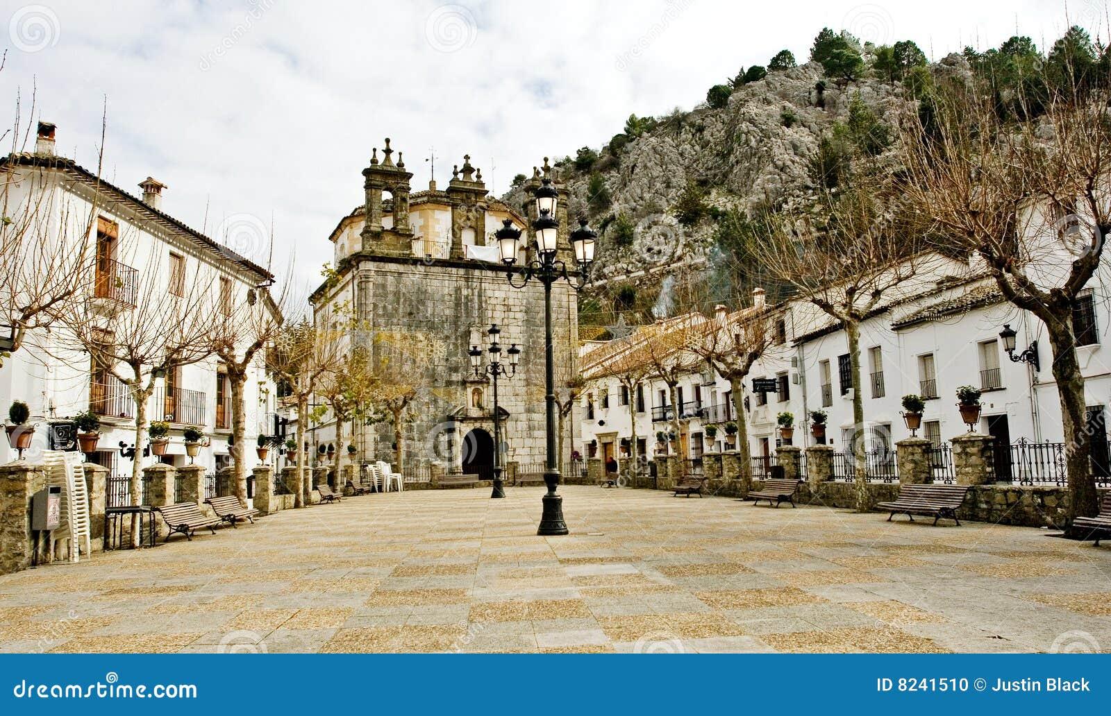 Grazalema Spain  city photos gallery : Small Village Of Grazalema, Spain Stock Photo Image: 8241510