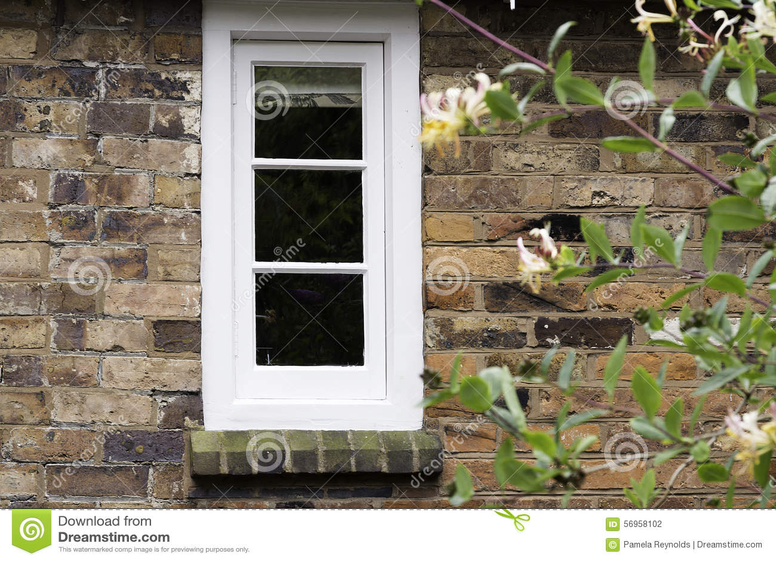 Small Window Stock Photo 56958102