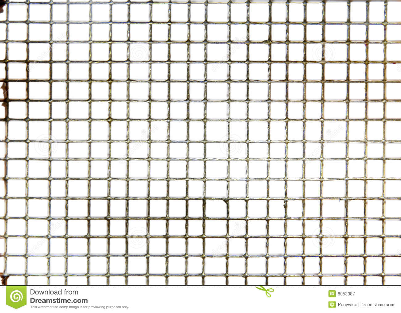 Small wire mesh texture stock image. Image of lines, background ...