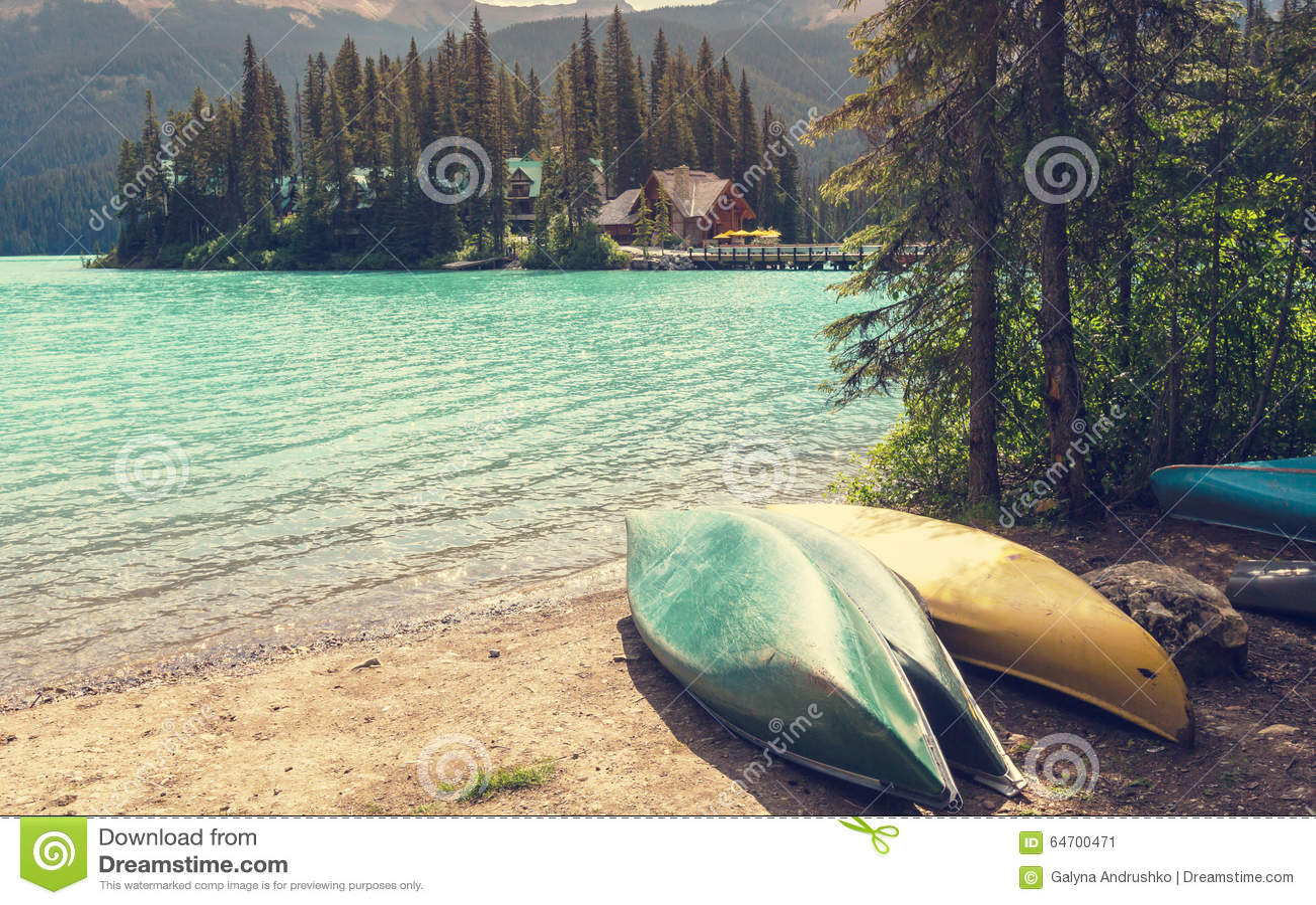 Smaragdgroen Meer