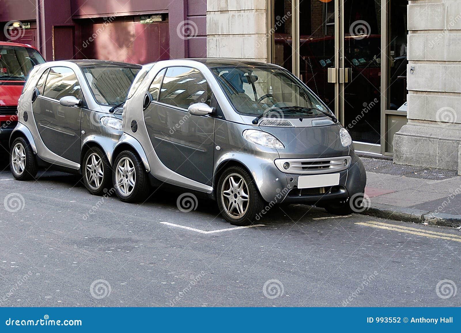 Smart avstånd bilför mikroshare