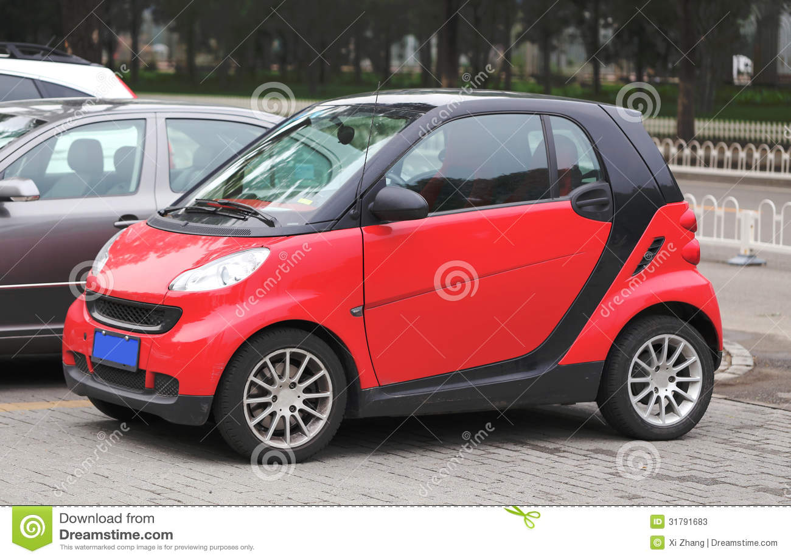 smart bil arkivfoton   bild 31791683