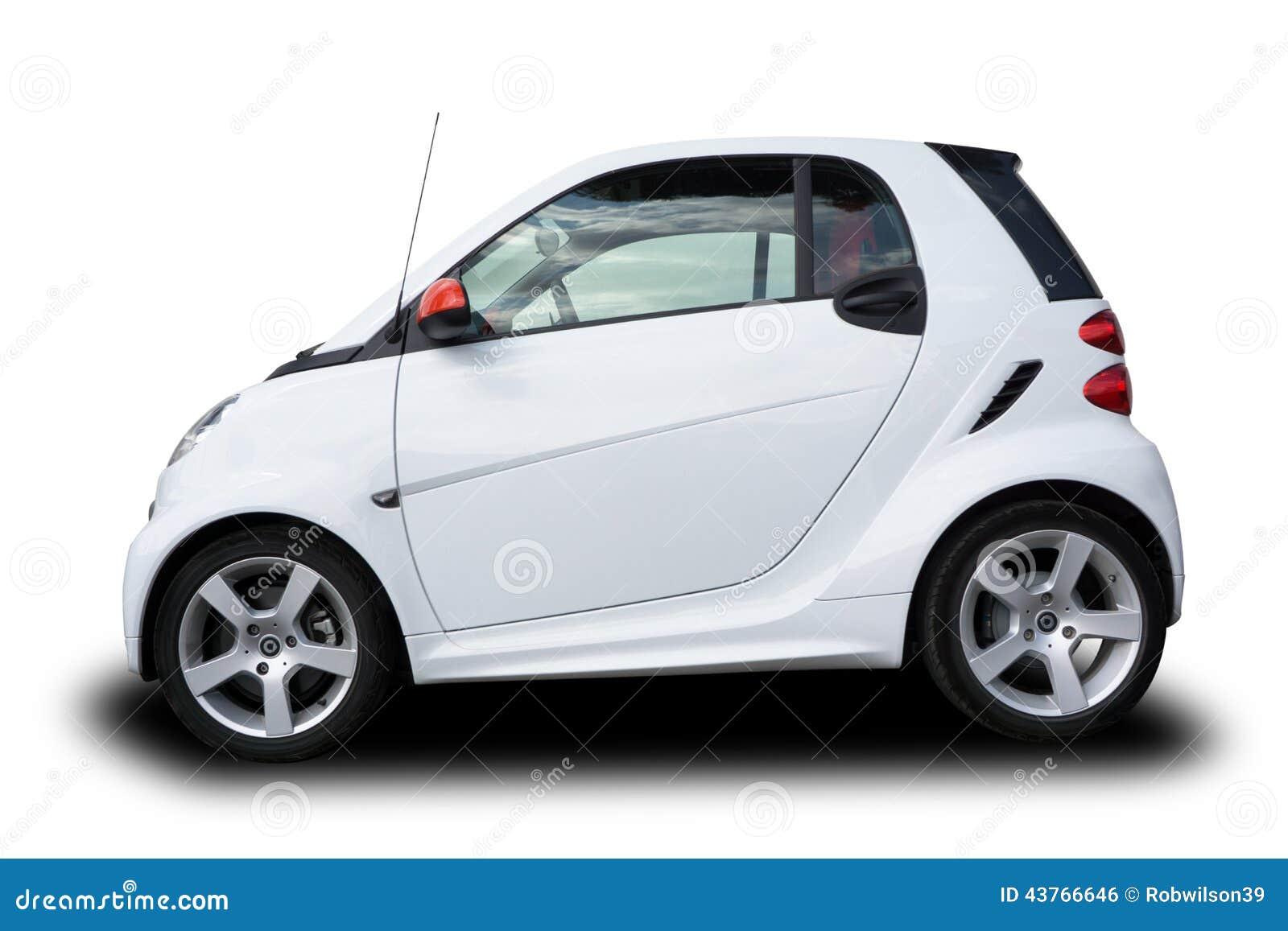 Smart Car Stock Photo Image 43766646