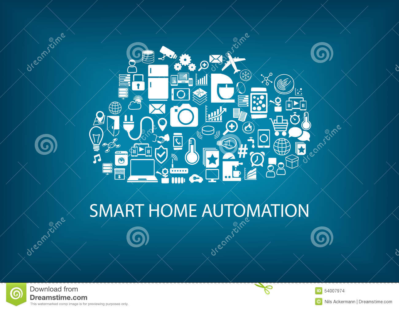 Smart home automation with cloud computing technology for Smart home automation