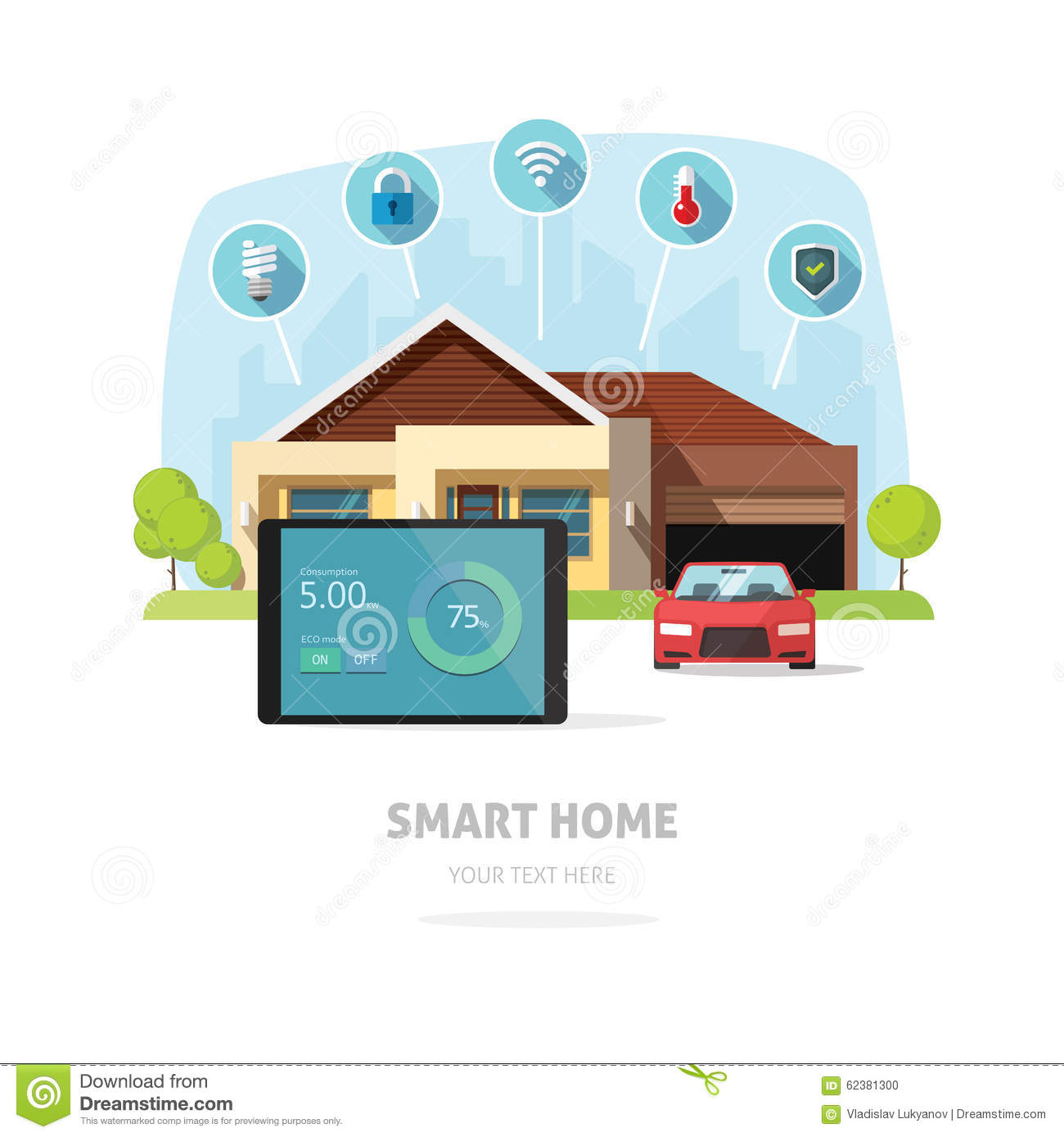 Exceptional smart house plans 2 smart home flat style for Smart home plan