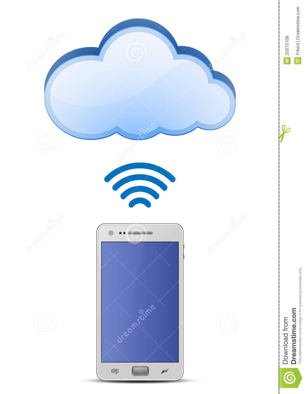 how to connect phone to nbn wireless network