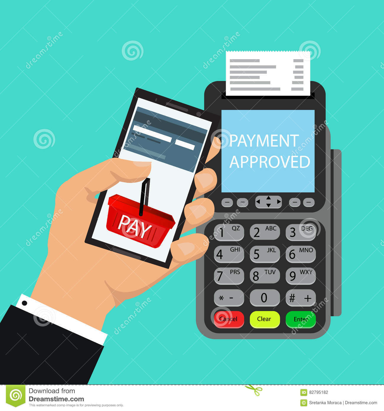 how to pay with phone credit