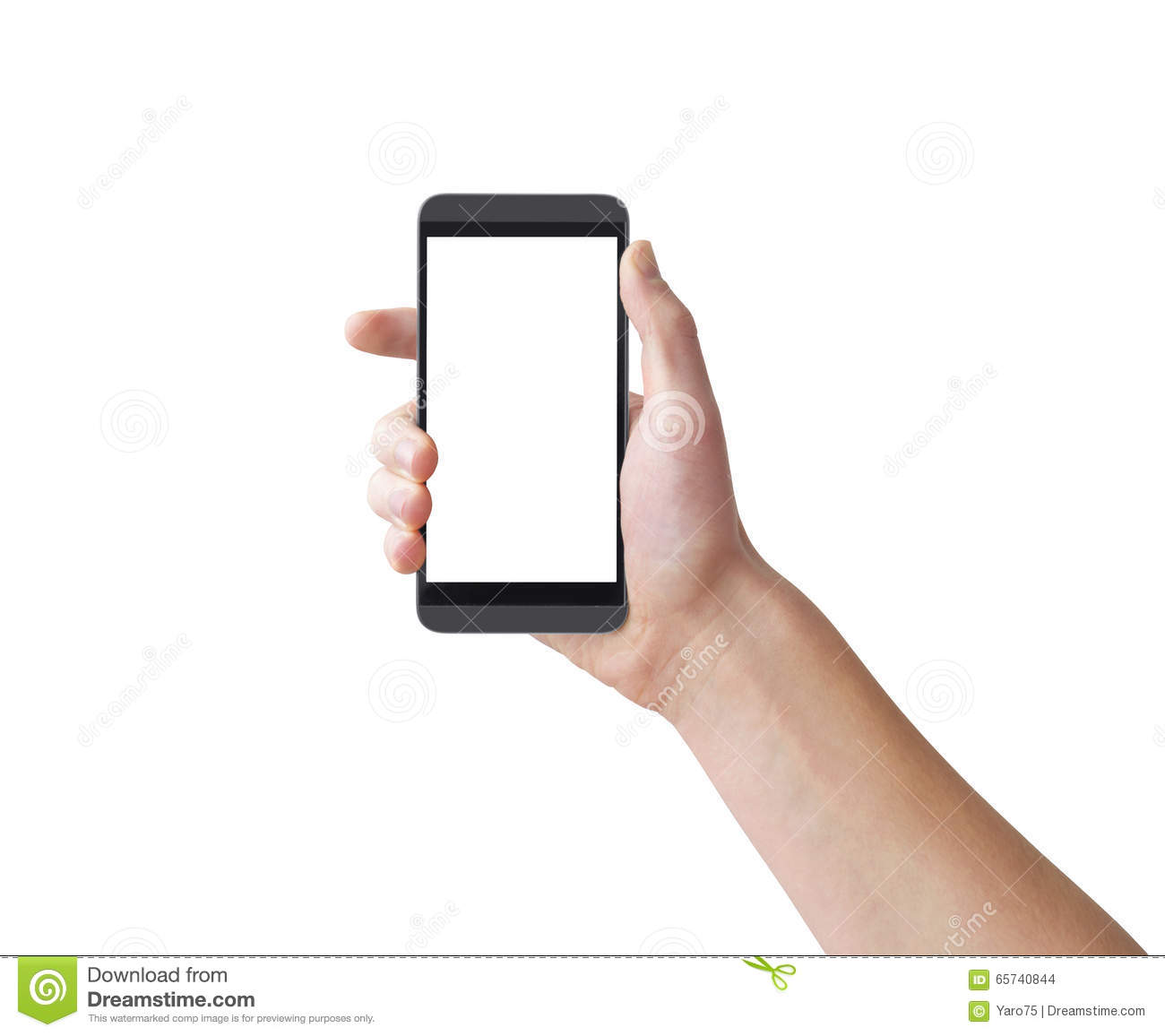 Smart Phone Stock Photo Image 65740844