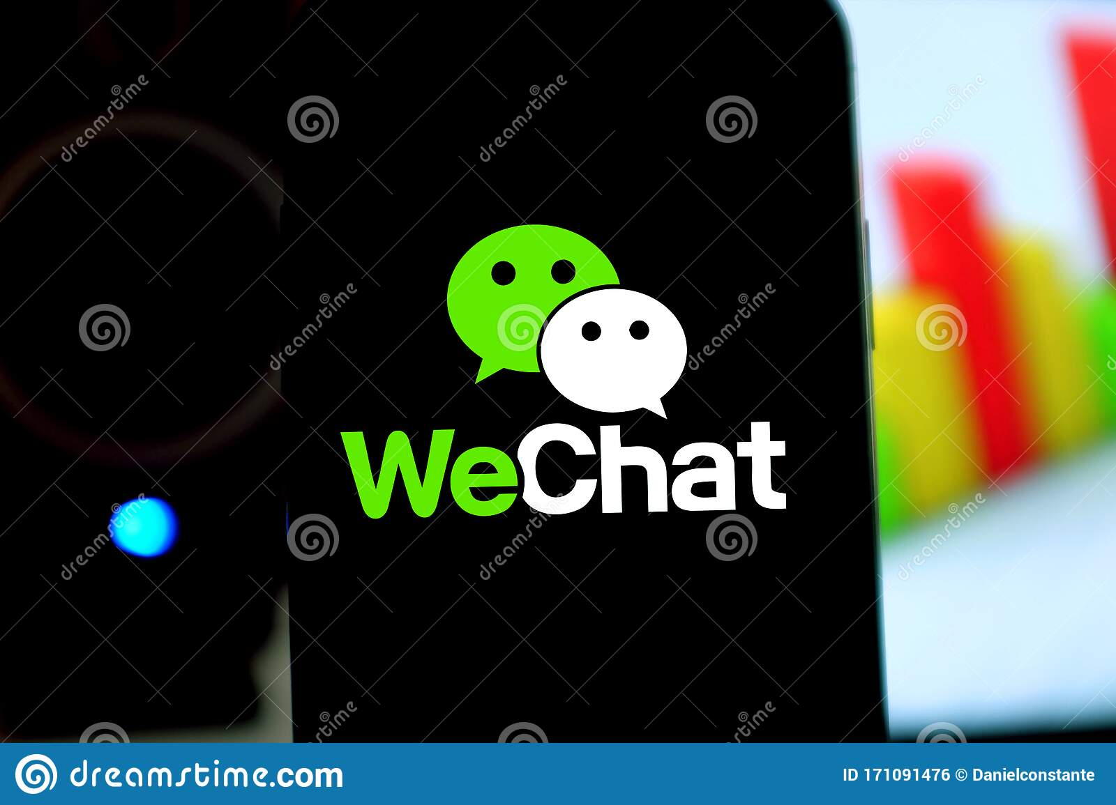 Wechat log in with id