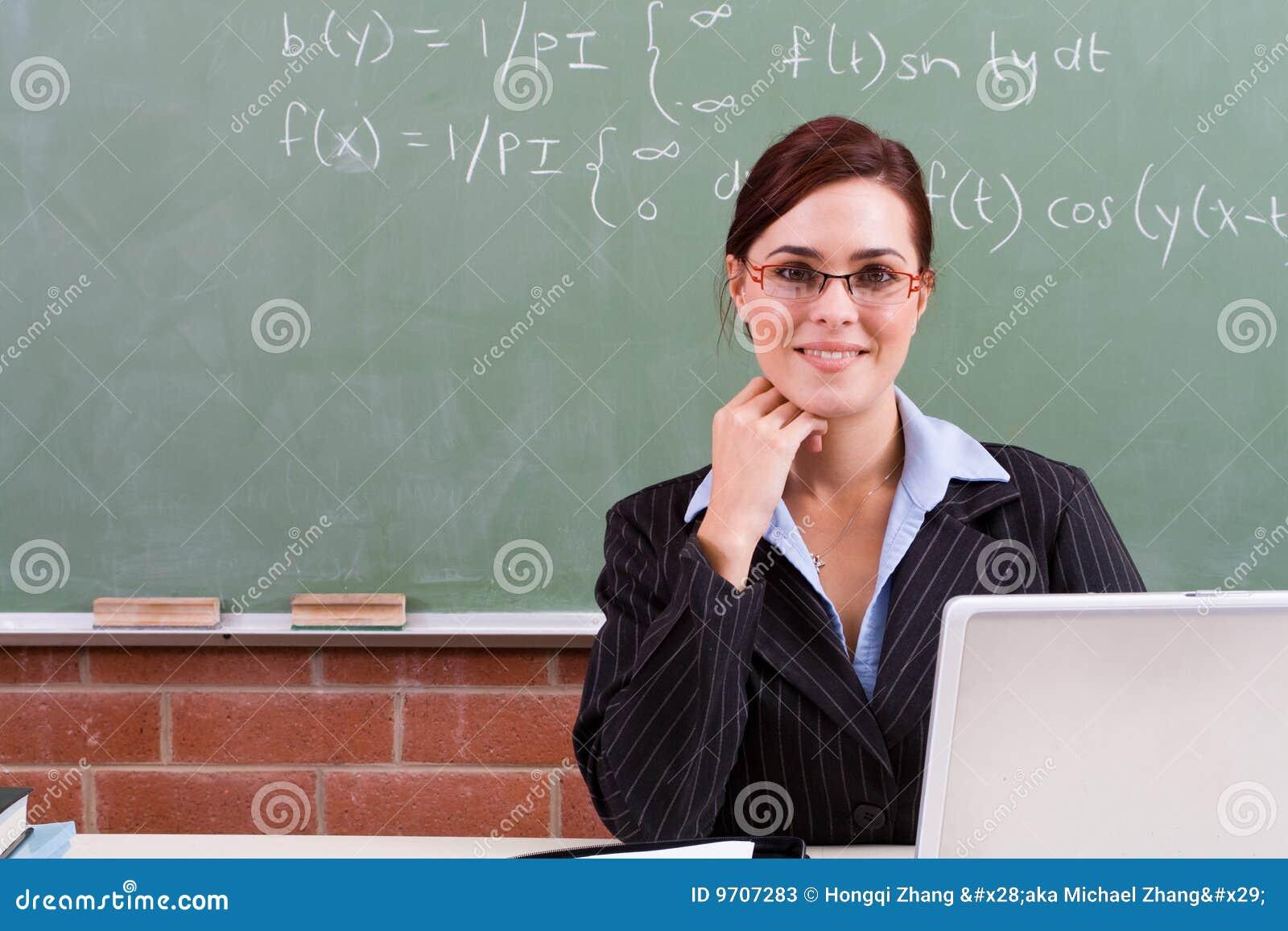 Smart school teacher