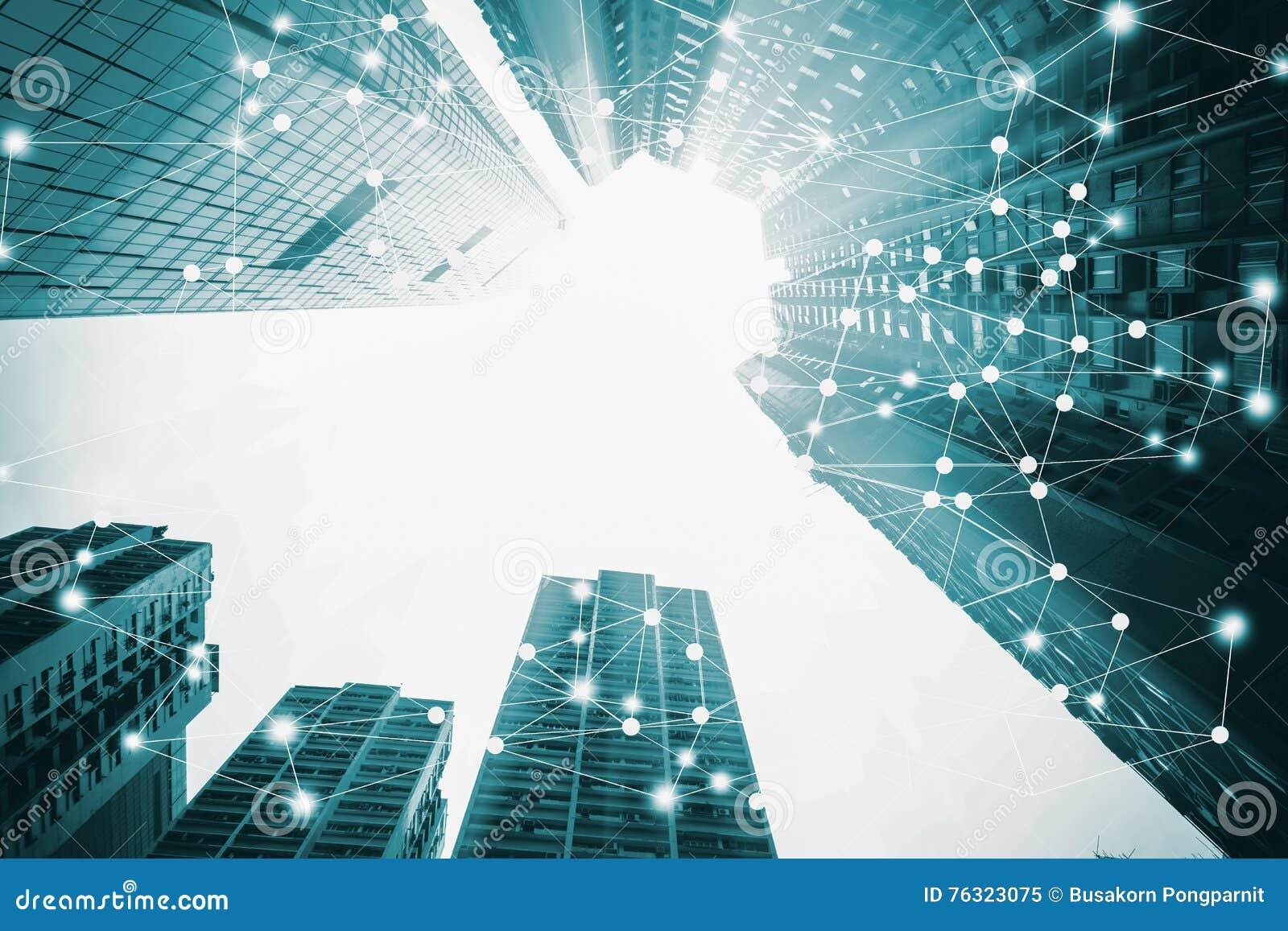 Smart stad och internet av saker