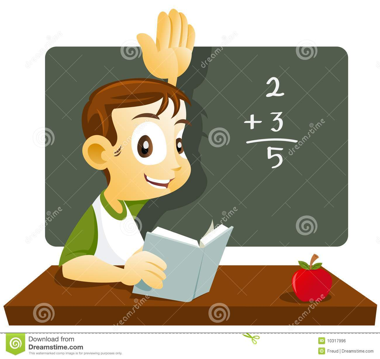 smart student royalty free stock image   image 10317996