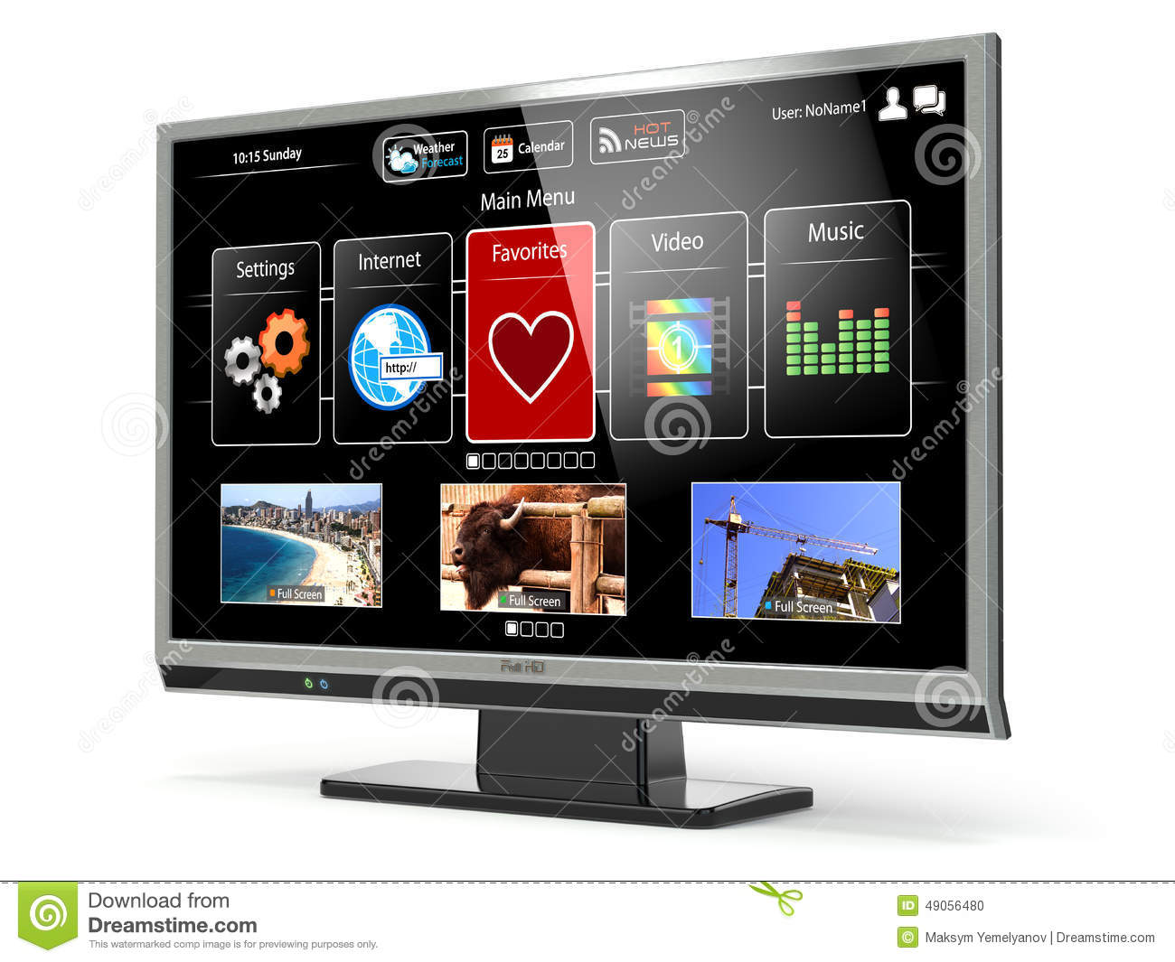 how to download siriusxm on smart tv