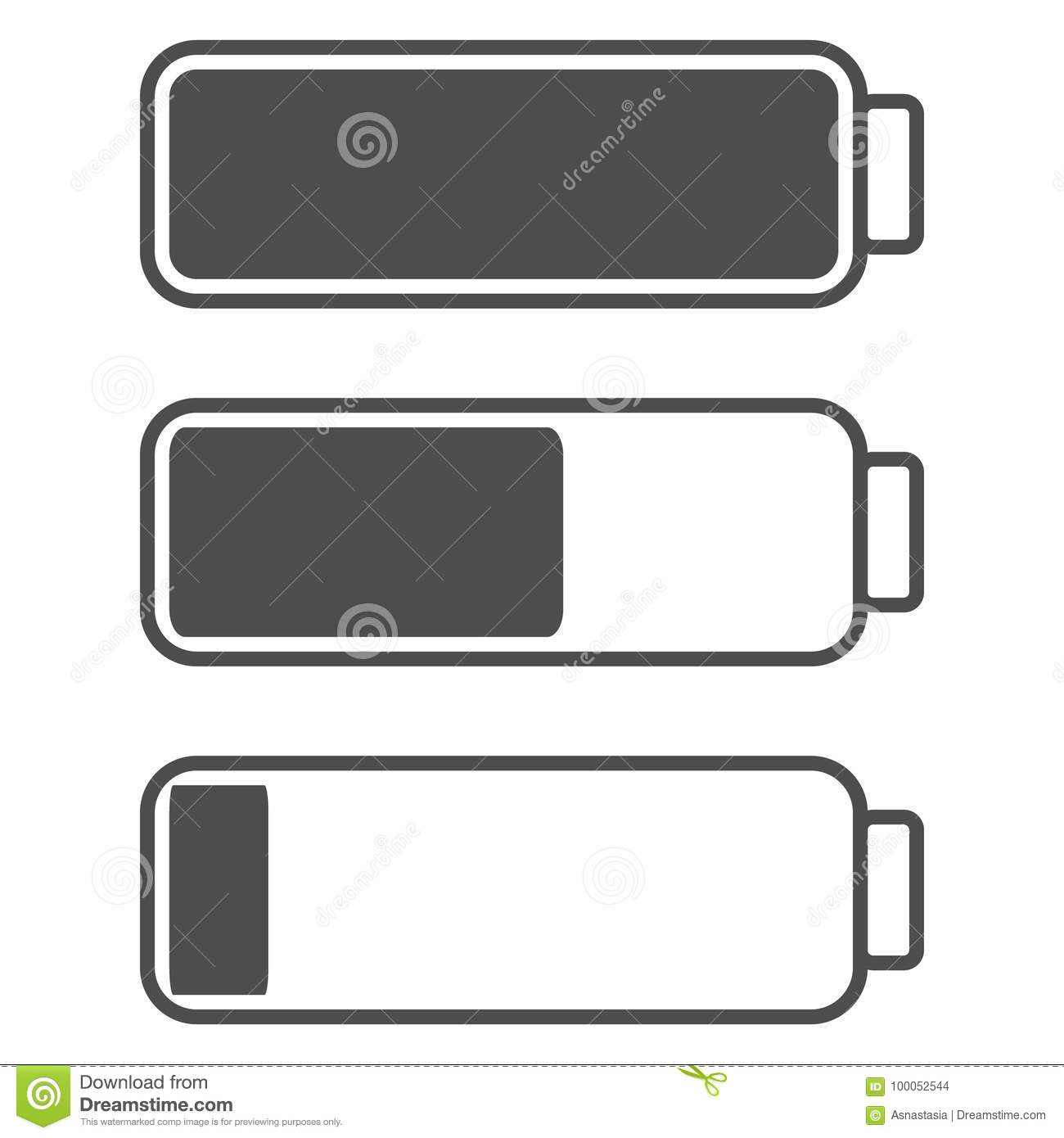 Old Fashioned Battery Symbol Positive Negative Component - Wiring ...