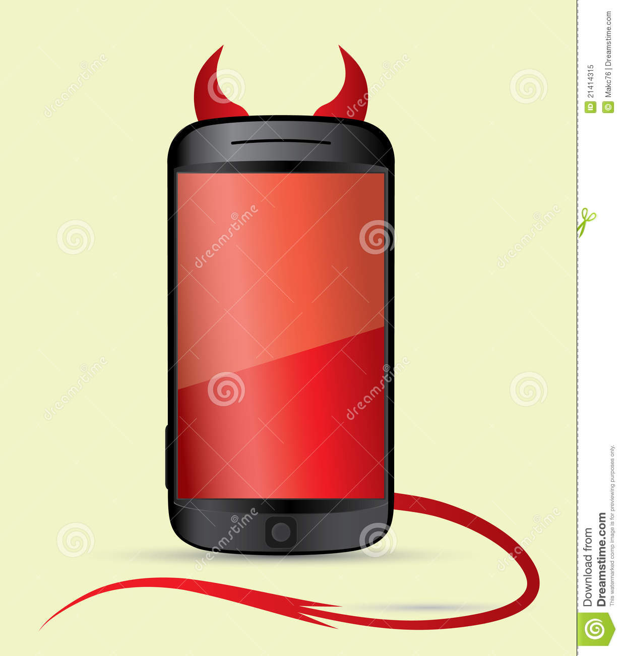 how to call devil on the phone