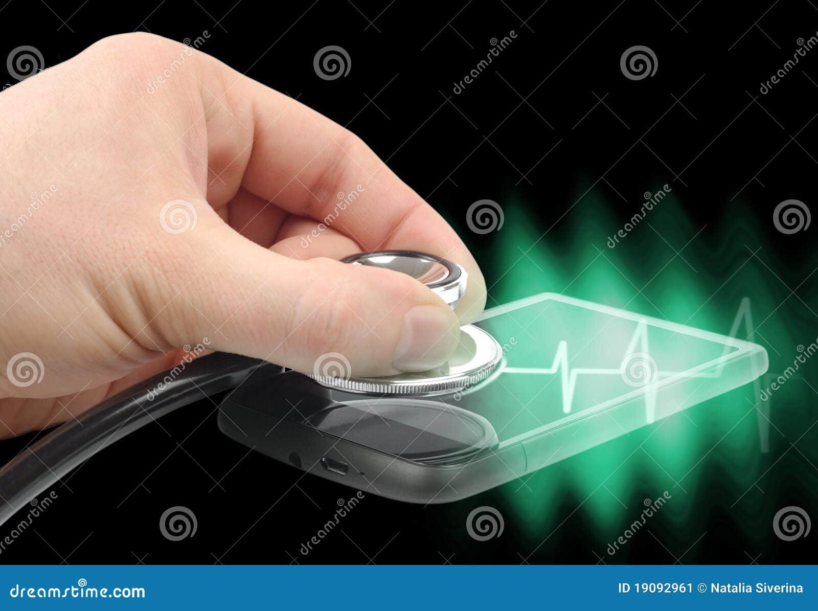 Smartphone diagnostica