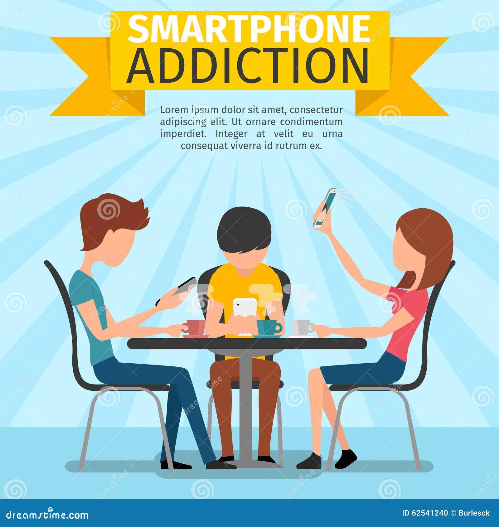 Smartphone, medios sociales y apego de Internet
