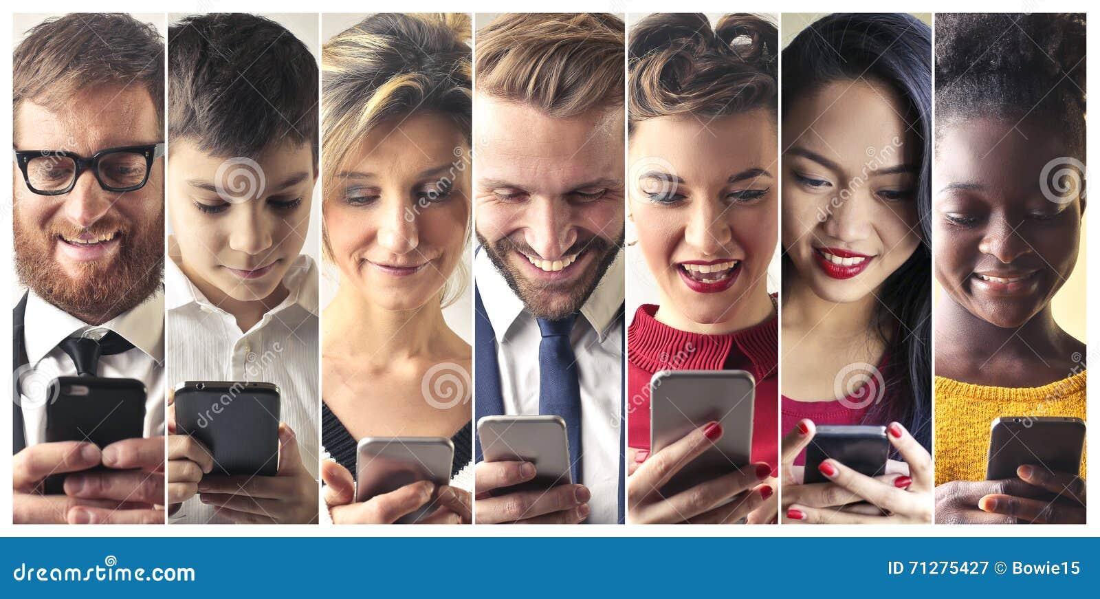 Smartphone nałogowowie