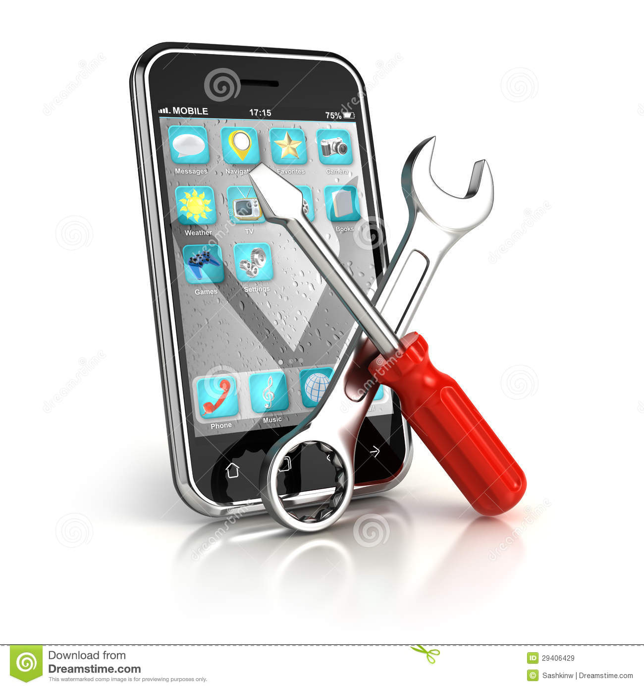 Handy Iphone Reparatur