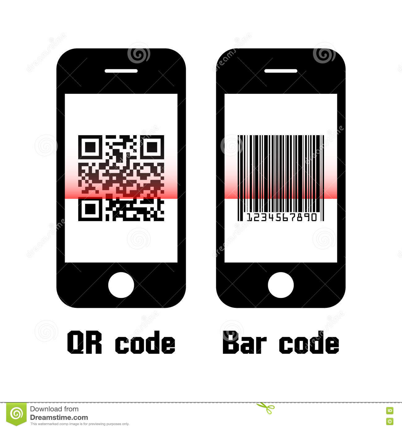 Scan coupons your smartphone
