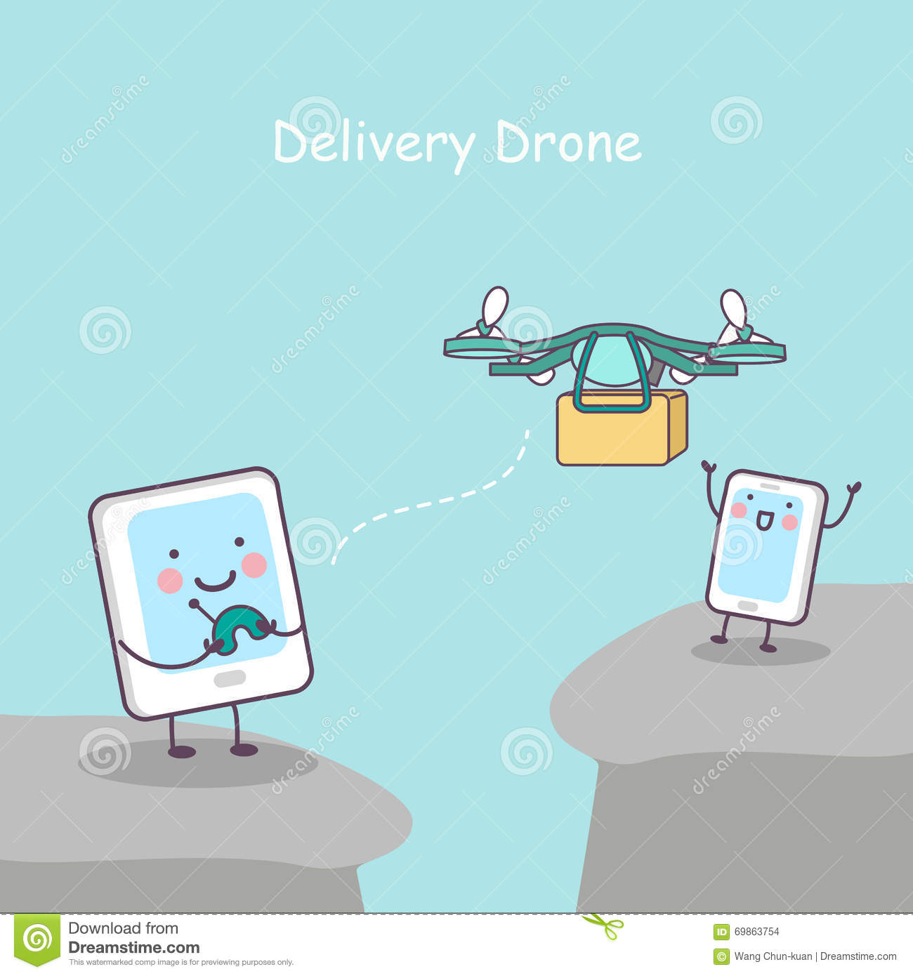 wireless remote control helicopter with Stock Illustration Smartphone Tablet Delivery Drone Cute Cartoon Pc Smart Phone Great Your Design Image69863754 on Watch further Royalty Free Stock Photo Camera Aerial Photography Sky Video Photo Productions Image35324155 as well Innovation Photography Concept Silhouette Drone Flying 415195669 further Capstone as well 36485.