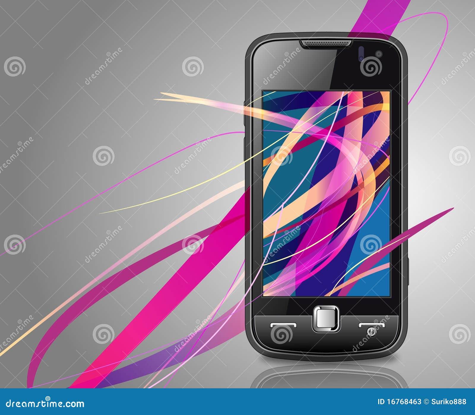 Smartphone wektor
