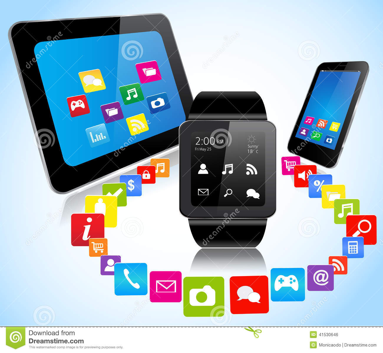 Hype Smart Watch