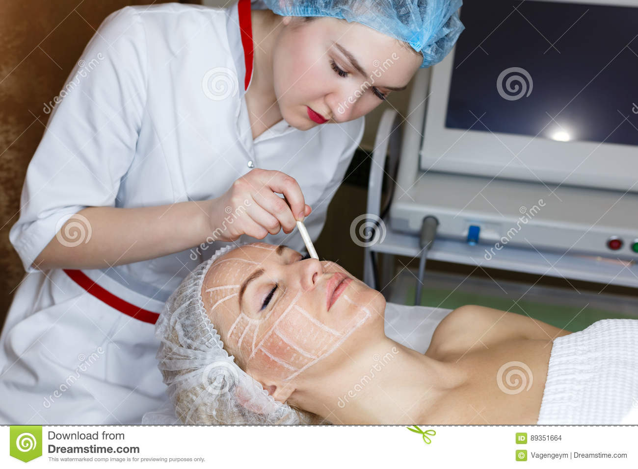 Variant, Facial care process for